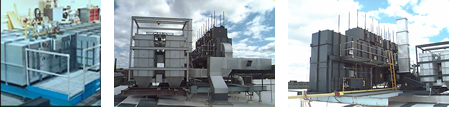 Cire Technologies - Recup Therm Oxidizers