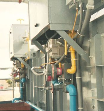 Regenerative Thermal Oxidizer Burner Systems